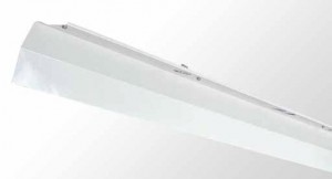 Angle Reflector Kit - Powder Coated Metal For Single And Twin Tube LP Series
