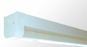 Diffused Batten - Twin Tube