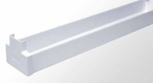 Square Diffuser Kit - Opal Acrylic For Twin Tube ALP Series
