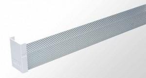 Square Diffuser Kit - Prismatic For Single Tube Alp Series