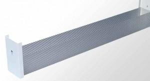 Square Diffuser Kit - Prismatic For Single Tube LPB Series
