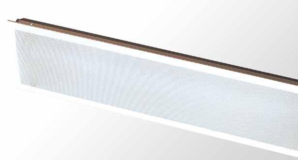 Recessed Plaster T8 - Atlas Performance Recessed Plaster
