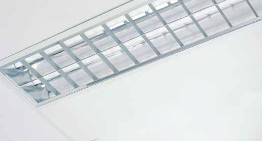 Recessed Plaster T8 - Leda Recessed Plaster