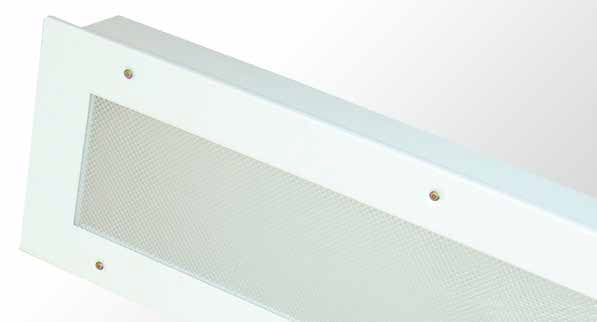 Recessed PlasterT8 - Nordus Security Recessed Plaster