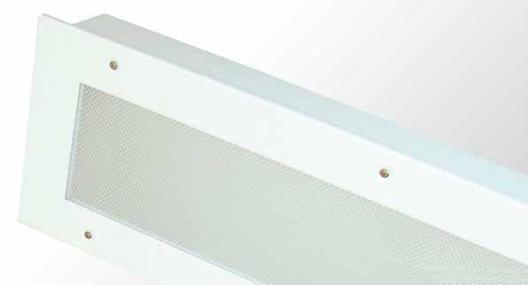 Recessed Plaster T5 - Nordus Security Recessed Plaster