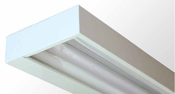 Surface Mounted T5 - Helene Recessed Plaster
